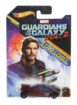 Hot Wheels Guardians of Galaxy Star-Lord