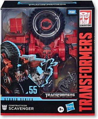 Transformers - Studio Series - Scavenger