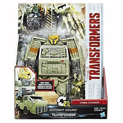 Transformers Knight Armor Turbo Changer Autobot Hound