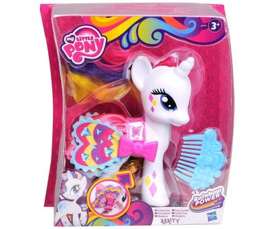 My little pony fashion pony Rarity