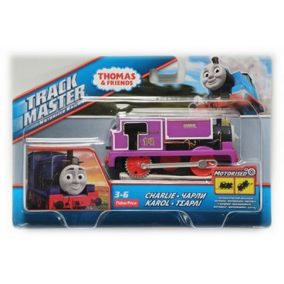 Thomas & Friends / Thomas Tåget TrackMaster Motorized Charlie Engine