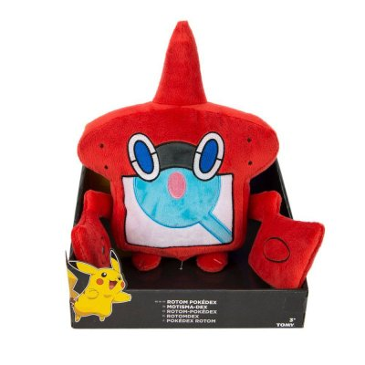 Pokemon ROTOM POKÉDEX Gosedjur !