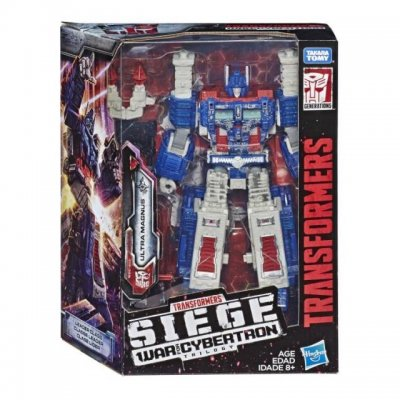 Transformers War for Cybertron LEADER ULTRA MAGNUS