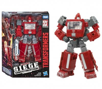 Transformers War for Cybertron Ironhide