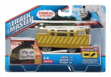 Thomas & Friends / Thomas Tåget TrackMaster Motorized Diesel 10 Engine