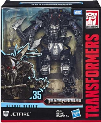 Transformers Studio Series - Jetfire Leader Class - 35